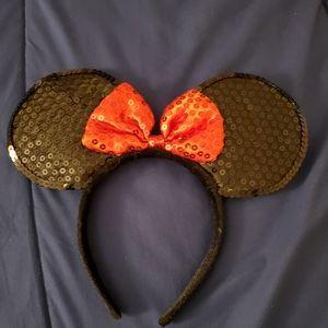 2 minie mouse headband